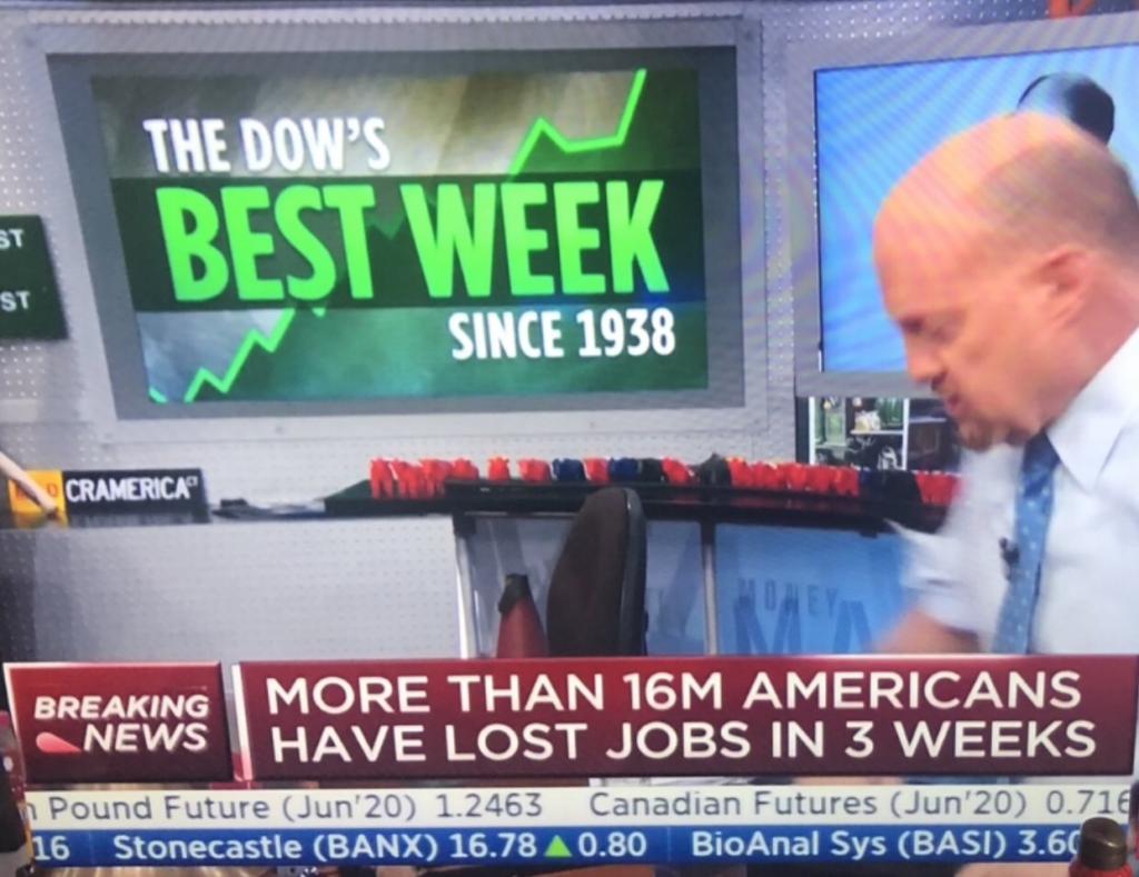 Die Börse reagiert seltsam